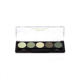 PALETA EYESHADOW GOLDEN ROSE GREEN LINE 102