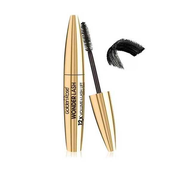 MASCARA WONDER LASH 12XVOLUMEN&LASH LIFT GR