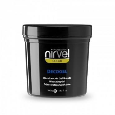 Decoloración Decogel Nirvel 500 gr