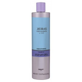 KEIRAS URBAN BARRIER CHAMPU ANTICRESPO SMOOTHING 400 ML