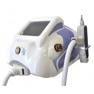 IRL Nd-YAG Carbón Laser Neodimio