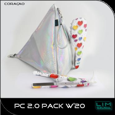 LIM PC 2.0 W20 PACK MINI PLANCHAS CORAZONES