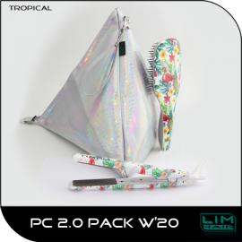 LIM PC 2.0 W20 PACK MINI PLANCHAS TROPICAL