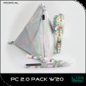 LIM PC 2.0 W20 PACK MINI PLANCHAS TROPICAL