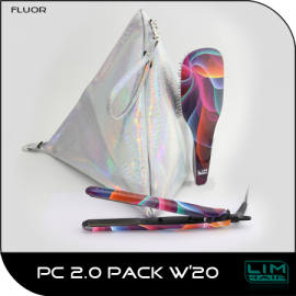 LIM PC 2.0 W20 PACK MINI PLANCHAS FLUOR