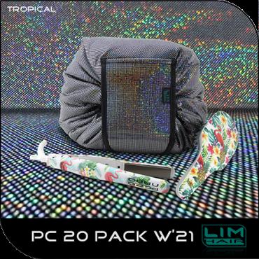 LIM PACK PC 2.0 MINI PLANCHA TROPICAL W2021
