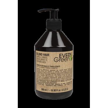 CHAMPU ANTIAMARILLO EVERY GREEN 500 ml
