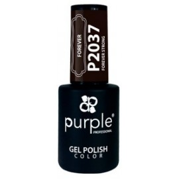 GEL POLISH PURPLE P2037