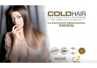 Cold Hair Professional Extension tutorial: método parcial básico