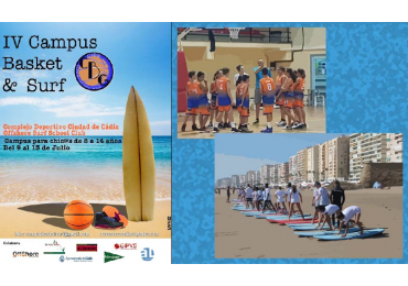 IV Campus Basket&Surf